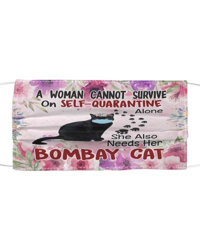 She Also Needs Her Bombay Cat Masks