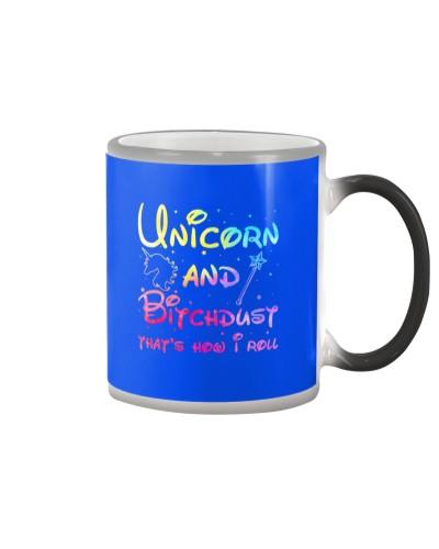 Unicorn and bitchdust