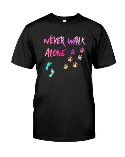 Dog Never Walk Alone