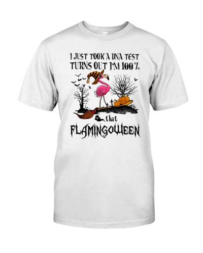 Flamingo that flamingoween