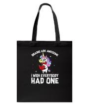 Unicorn had one Tote Bag thumbnail