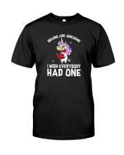 Unicorn had one Classic T-Shirt front