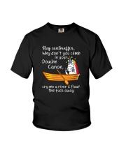 Unicorn fuck away Youth T-Shirt thumbnail