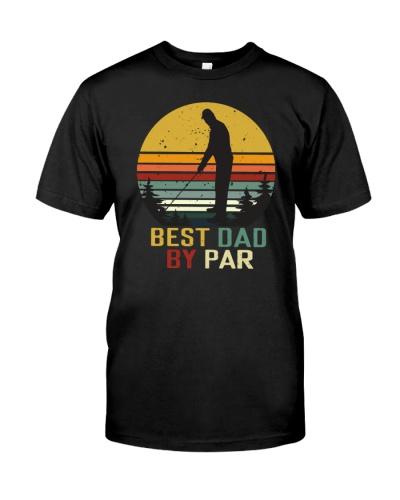 Best Dad By Par Golf