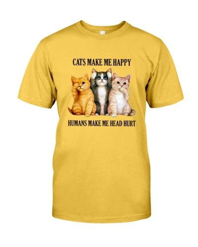 Cat make me happy