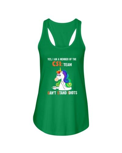 Unicorn csi team