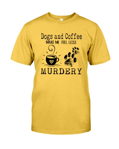 Dogs and coffee