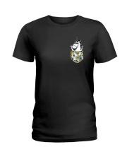 Unicorn Ladies T-Shirt thumbnail