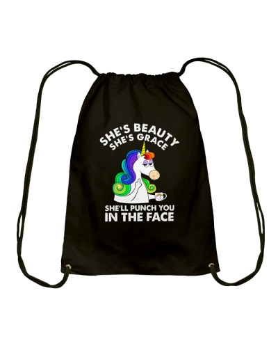 Unicorn in the face