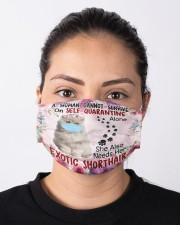 She Also Needs Her British Exotic Shorthair Masks Cloth face mask aos-face-mask-lifestyle-01