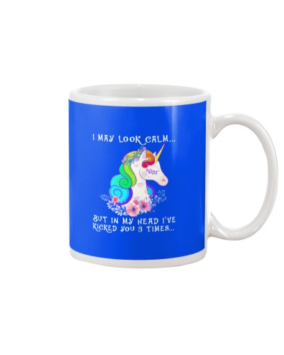 Unicorn 3 times