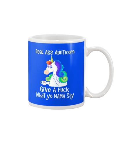 Unicorn real ass aunticorn