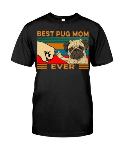 Best Pug Mom