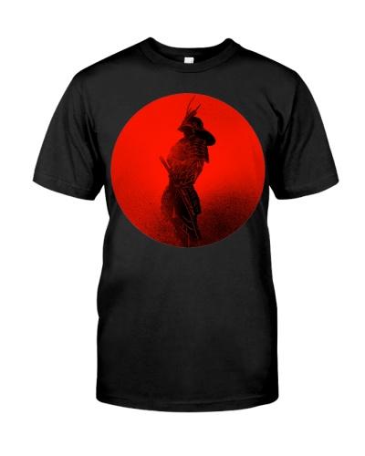 Samurai Red Sun