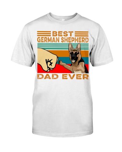 Best German Shepherd Dad