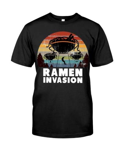 Ramen Invasion