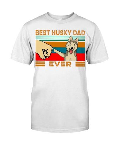 Best Husky Dad