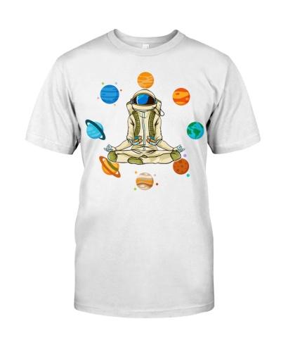 Yoga Astronaut