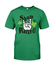 St Patrick's Day - Shamrock Premium Fit Mens Tee tile
