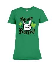 St Patrick's Day - Shamrock Premium Fit Ladies Tee thumbnail