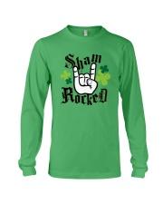 St Patrick's Day - Shamrock Long Sleeve Tee thumbnail