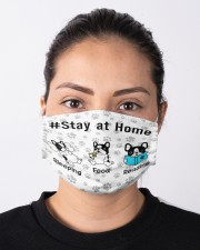 Frenchie Stay At Home Face Mask Cloth face mask aos-face-mask-lifestyle-01