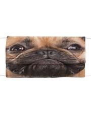 French Bulldog Face Mask Cloth face mask thumbnail
