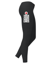 Thick Thighs Saves Lives Ladies Leggings thumbnail