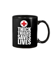 Thick Thighs Saves Lives Mug thumbnail