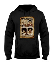WANTED Hooded Sweatshirt thumbnail