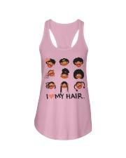 I Love My Hair Ladies Flowy Tank thumbnail