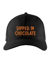 Dripped In Chocolate Embroidered Hat thumbnail