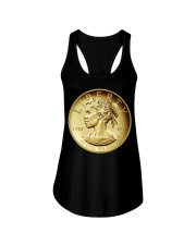 225th Anniversary Liberty 2017 Coin Ladies Flowy Tank thumbnail