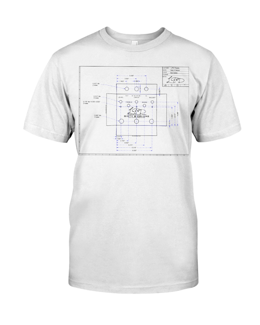 LPD Sixty 8 Deluxe Layout Classic T-Shirt