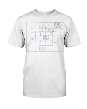 LPD Sixty 8 Deluxe Layout Classic T-Shirt front