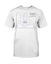 LPD Sixty 8 Drive Layout Classic T-Shirt front