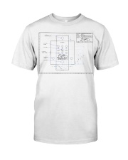 LPD Eighty 7 Layout Classic T-Shirt front