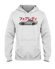 Nissan GTR Hooded Sweatshirt thumbnail