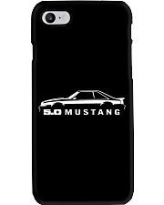 MUSTANG 5-0 Phone Case tile