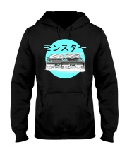Nissan Skyline R34 Hooded Sweatshirt front