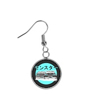 Nissan Skyline R34 Circle Earrings tile