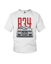 GTR R34 Youth T-Shirt thumbnail