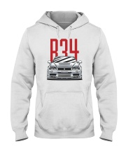GTR R34 Hooded Sweatshirt thumbnail