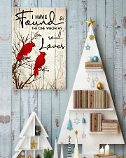 Bird I have found the one whom my soul loves 16x24 Poster lifestyle-holiday-poster-2