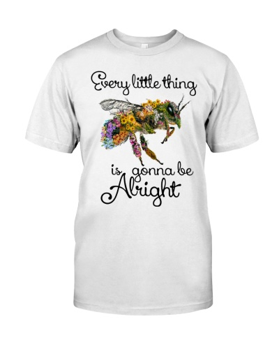 Hippie Bee Every Little Thing Is Gonna Be Alright