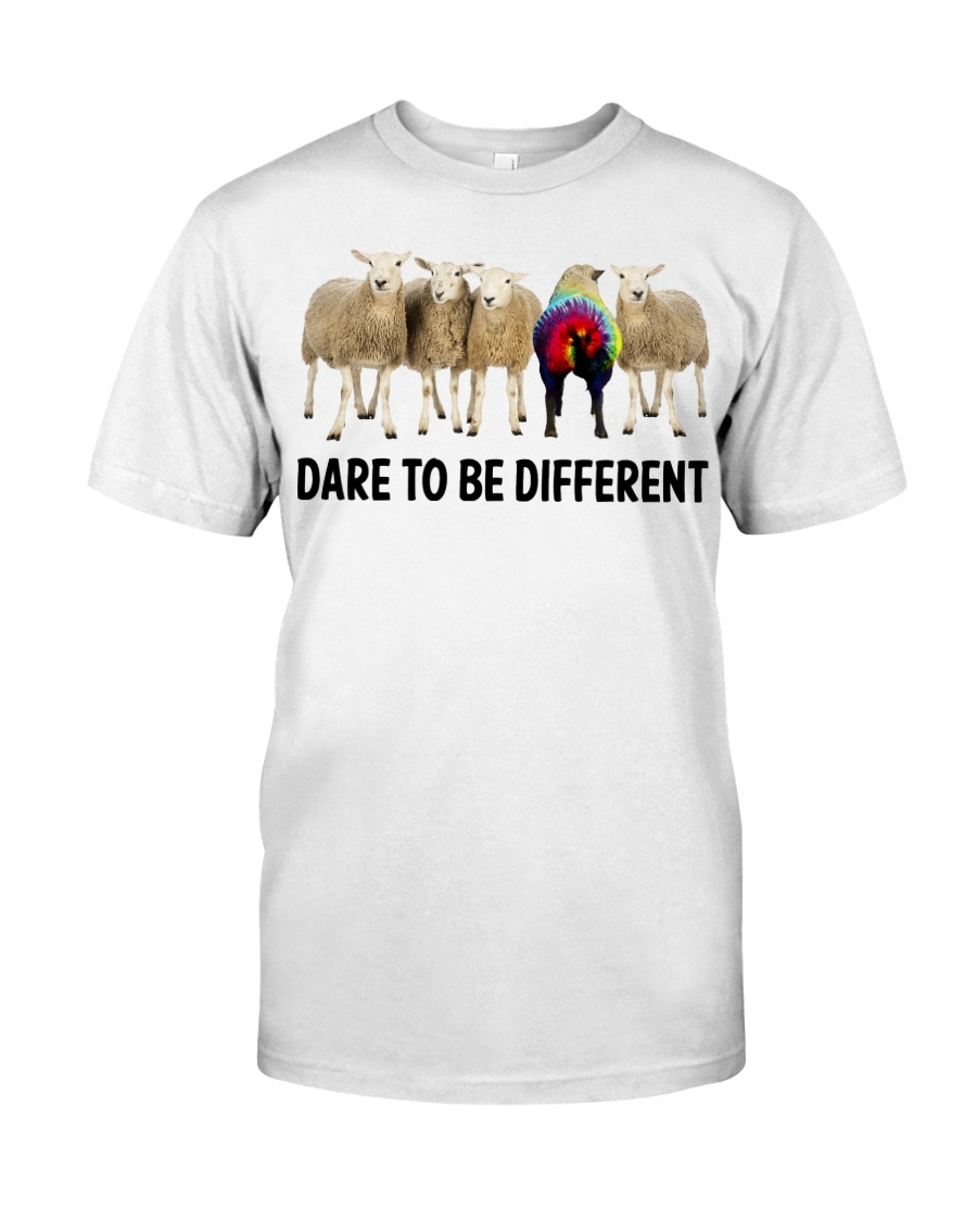 Pug hippie Classic T-Shirt