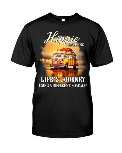 Hippie Traveling
