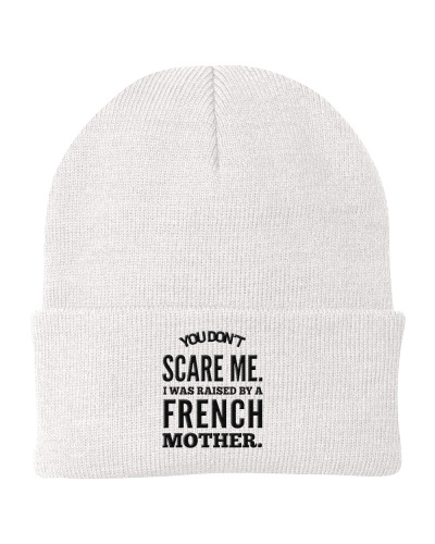 FRENCH MOTHER RAISED