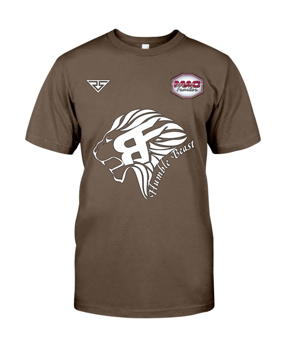 Humble Beast Lionhead with Sponsor Classic T-Shirt