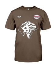 Humble Beast Lionhead with Sponsor Classic T-Shirt front
